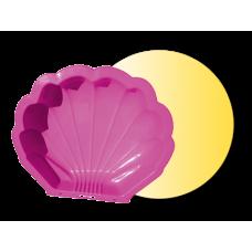 Inlea4Fun Kicsi Kagyló homokozó - rózsaszín  Előnézet