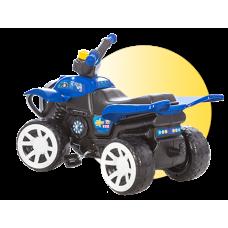 Inlea4Fun Big Quad pedálos kismotor Előnézet
