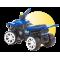 Inlea4Fun Big Quad pedálos kismotor