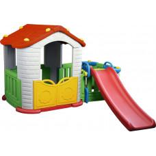 Inlea4Fun 3 az 1-ben kerti játszóház Előnézet