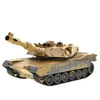 RC Tank MIA2 Camouflage - homokszínű