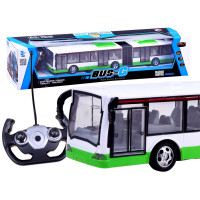 Inlea4Fun RC BUS-G Távirányítós autóbusz - zöld