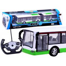 Távirányítós autóbusz Inlea4Fun RC BUS-G - zöld Előnézet