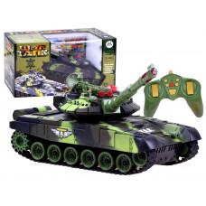 RC Tank WAR TANK Távirányítós tank Inlea4Fun - terepmintás Előnézet