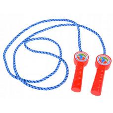Ugrálókötél gyerekeknek 238 cm Inlea4Fun ROPE SKIPPING SP0641 Előnézet