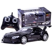 Inlea4Fun RC Távirányítós autó BMW Z4 GT3 1:24 - fekete