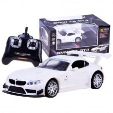 Inlea4Fun RC Távirányítós autó BMW Z4 GT3 1:24 - fekete Előnézet