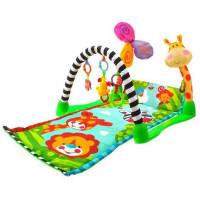 Inlea4Fun játszószőnyeg - Zsiráf