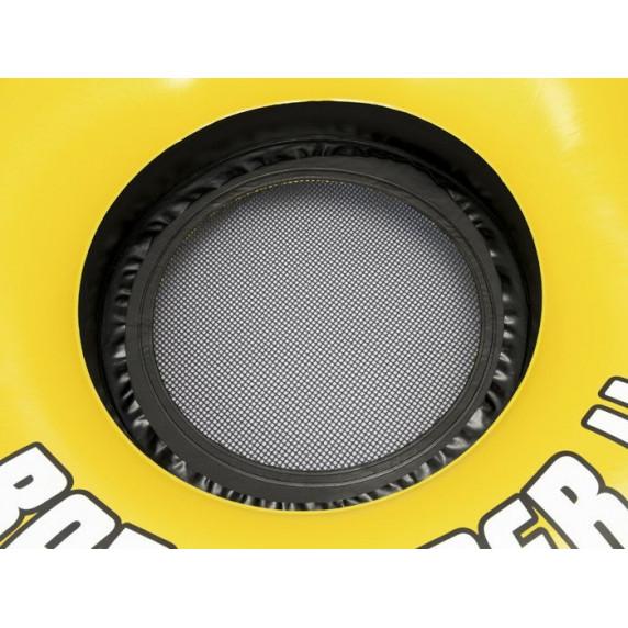 BESTWAY 43113 kétszemélyes felfújható úszófotel - Sárga
