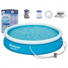 BESTWAY 57274 Fast Set 366x76 cm medence vízforgatóval Előnézet