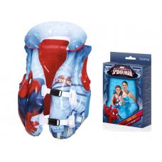 Felfújható úszómellény gyerekeknek Pókember BESTWAY 98014 51x46 cm Előnézet