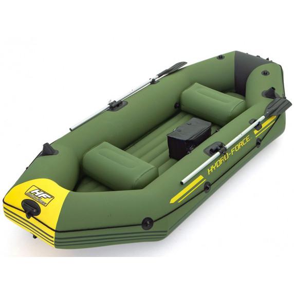 Felfújható csónak BESTWAY 65096 Ponton Hydro-Force 2,91x1,27m