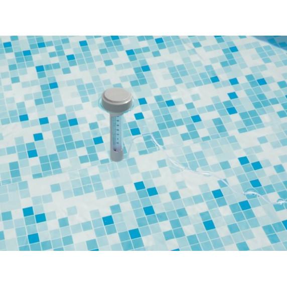 BESTWAY 58072 Flowclear Úszó medence hőmérő