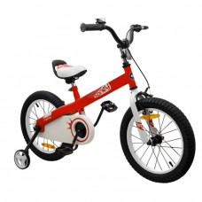 """ROYALBABY Honey RB16-15 gyerek bicikli 16"""" - Piros Előnézet"""