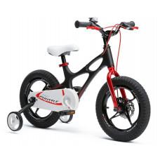 "ROYALBABY Super Rower SPACE SHUTTLE RB16-22 16"" gyerek bicikli- fekete Előnézet"