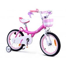 """ROYALBABY Bunny RB16G-4B gyerek bicikli 16"""" Előnézet"""