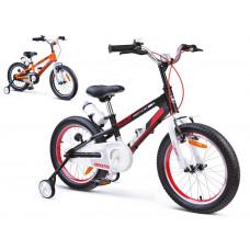 "ROYALBABY Rower Space RO0128 gyerek bicikli 18"" Előnézet"