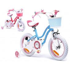 "ROYALBABY Star Girl RB12G-1 gyerek bicikli 12"" Előnézet"