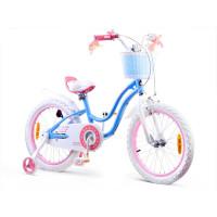 "Gyerek bicikli ROYALBABY Star Girl 18"" RB18G-1 - kék"