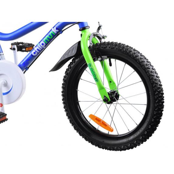 "Gyerek bicikli ROYALBABY Chipmunk MK 16"" CM16-1 -  kék"