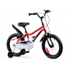 "Gyerek bicikli ROYALBABY Chipmunk MK 16"" CM16-1 -  piros Előnézet"