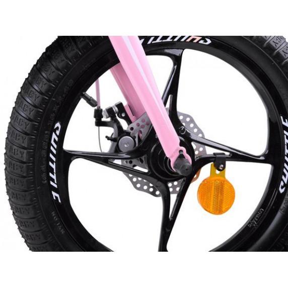 "Gyerek bicikli ROYALBABY Space Shuttle RB16-22 16"" - lila"