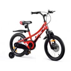 """Gyerek bicikli ROYALBABY Explorer 16"""" CM16-3 - piros Előnézet"""