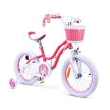 "ROYALBABY Rower Star Girl RB16G-1 gyerek bicikli 16"" Előnézet"