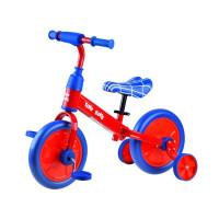 Inlea4Fun Tiny Bike Gyerekjármű 3az1-ben - Spider