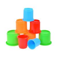 Toronyépítő poharak Little Tikes BUILDING BAKERS