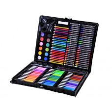Rajz- és festőkészlet 150 darabos Inlea4Fun ART SET Előnézet
