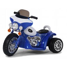Elektromos kismotor Chopper PA0116 - Kék Előnézet