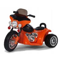 Elektromos kismotor Chopper PA0116 - Narancssárga