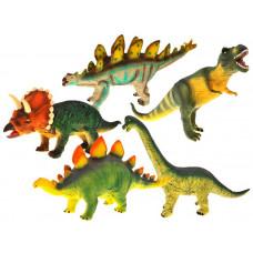 Inlea4Fun Dinosaurusz figura szett - 5 darab