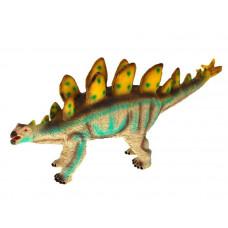 Inlea4Fun Dinosaurusz figura - Sztegoszaurusz pöttyös taréjjal Előnézet
