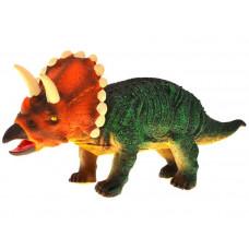 Inlea4Fun Dinosaurusz figura - Triceratops Előnézet