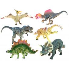 Inlea4Fun CRETACEUS Dinoszaurusz figura szett - 6 darab Előnézet