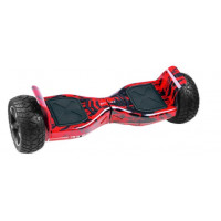 Hoverboard OFF ROAD Scooter N01 -piros