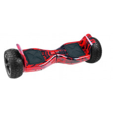 Hoverboard OFF ROAD Scooter N01 -piros Előnézet