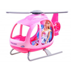 Játékbaba helikopterrel Inlea4Fun ANLILY Előnézet