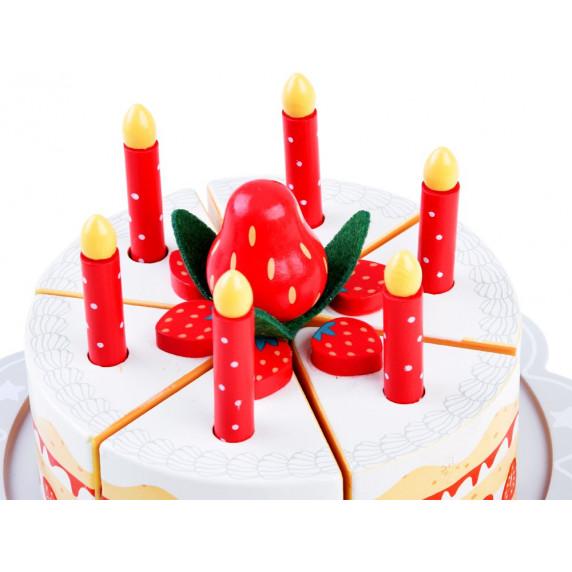 Fa szeletelhető torta szett lnea4Fun SPONGE CAKE