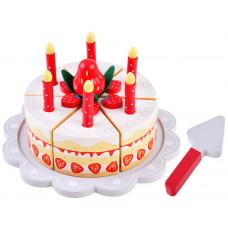Fa szeletelhető torta szett lnea4Fun SPONGE CAKE Előnézet