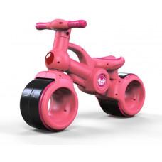 Inlea4Fun BABY RIDE ON RO0063 lábbal hajtós kismotor - rózsaszín Előnézet