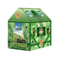 Katonai gyerek sátor Inlea4Fun MILITARY HOUSE