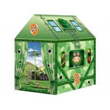 Katonai gyerek sátor Inlea4Fun MILITARY HOUSE Előnézet
