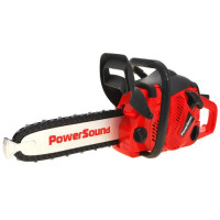 Játék láncfűrész Inlea4Fun POWER SOUND - piros