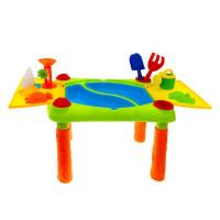 Vizes homokozó asztal Inlea4Fun SAND AND WATER PLAY Table