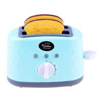 Inlea4Fun BREAD MACHINE Játék kenyérpirító - kék