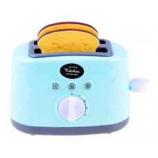 Inlea4Fun BREAD MACHINE Játék kenyérpirító - kék Előnézet