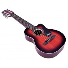 Játék gitár gyerekeknek Inlea4Fun MUSIC - Famintás Előnézet